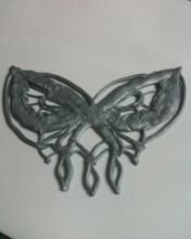 Arwen's Butterfly Brooch