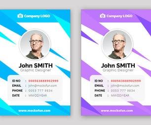 Employee ID Card Online