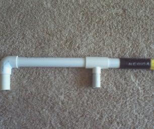 The GLX-17 Medusa Nerf Grenade Launcher/Shotgun