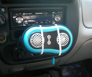 (Temporary) Alternative Way to Play MP3s in Your Older Vehicle