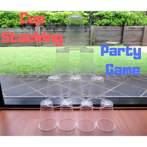 Cup Stacking Party Game