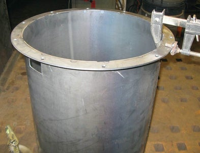 Gas Cowling - 3