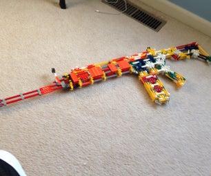 Knex M4a1