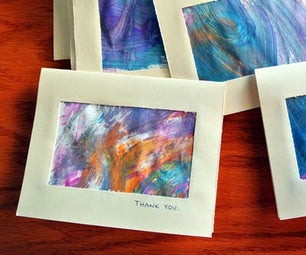 Cards Featuring Childs Art