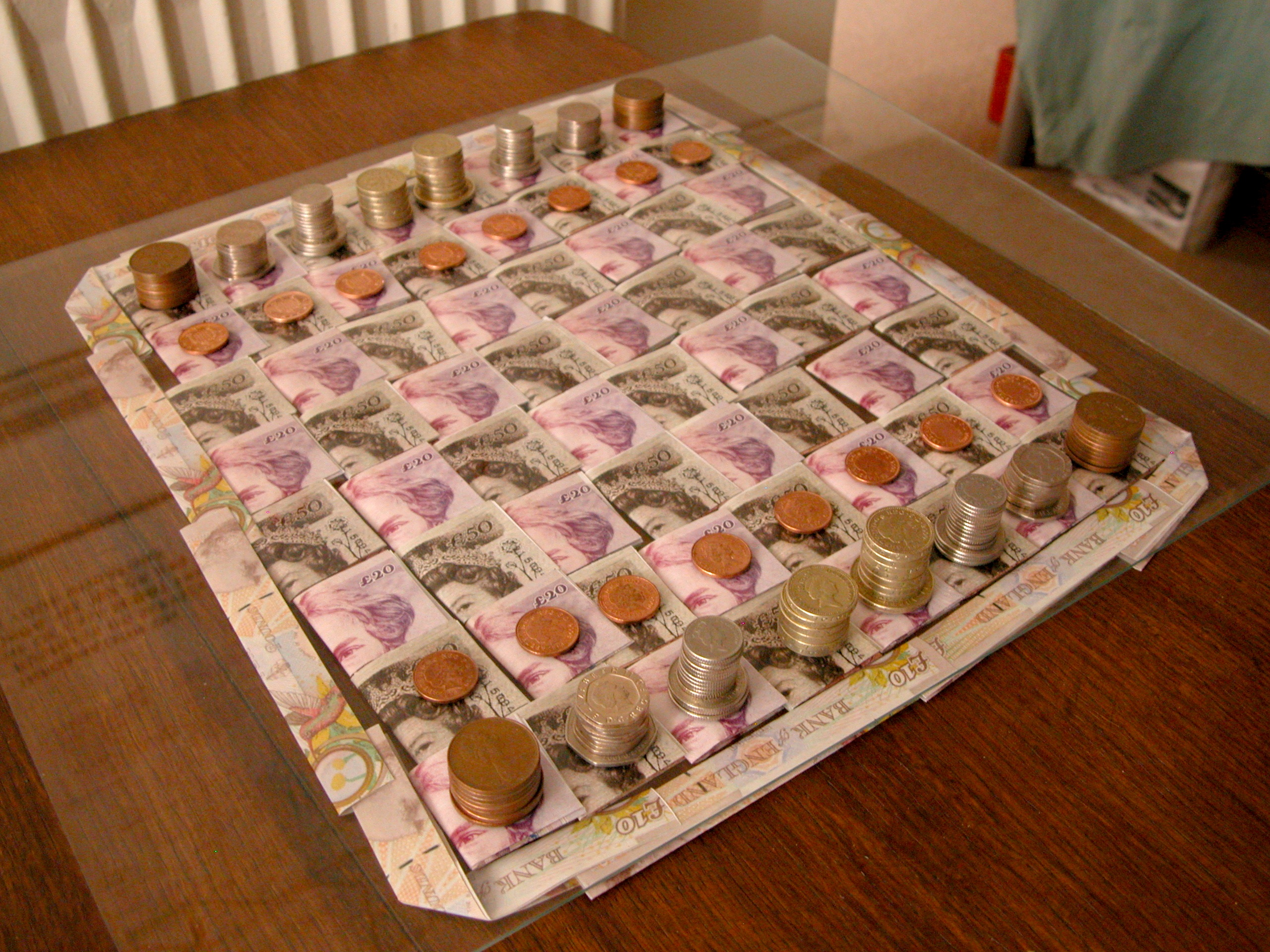 The World's Most Expensive Chess Set