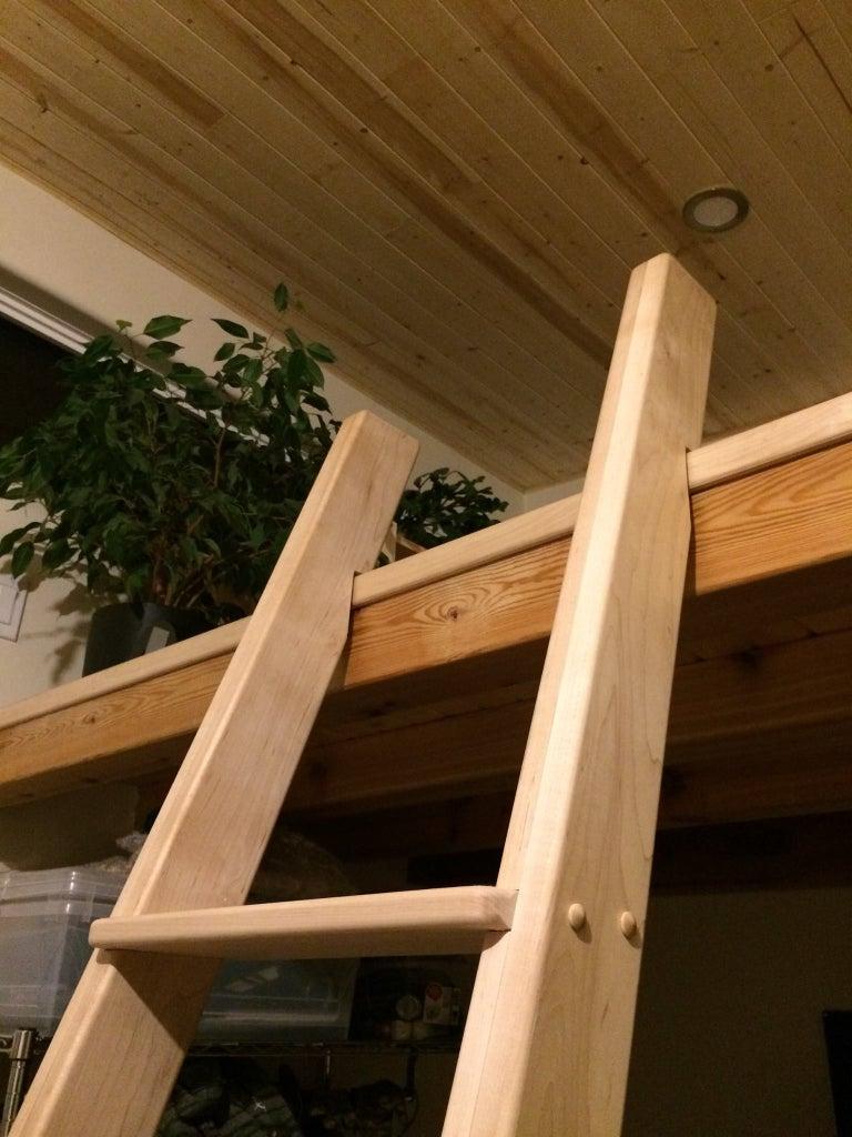 Lofts and Upstairs Access