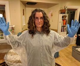 DIY Plastic PPE Gown