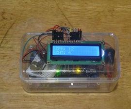Arduino DIY Geiger Counter