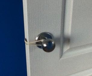 Life Hacks #1 Hand Free Door Opener