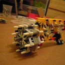 How To Make a Knex Turret Pistol!!