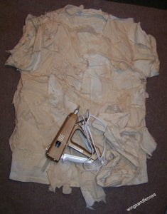 Dressing the Mummy - Clothes Construction