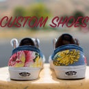 Custom Shoes With No Artistic Abilities!
