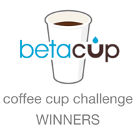 BetaCup Coffee Cup Challenge Winners
