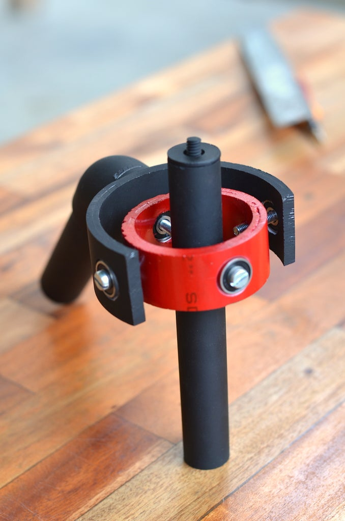 Painting the Gimbal