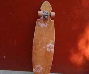 Custom Long Board