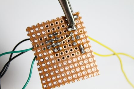 Adding a Jumper Wire From Leg 2 to 6 on the 555 IC