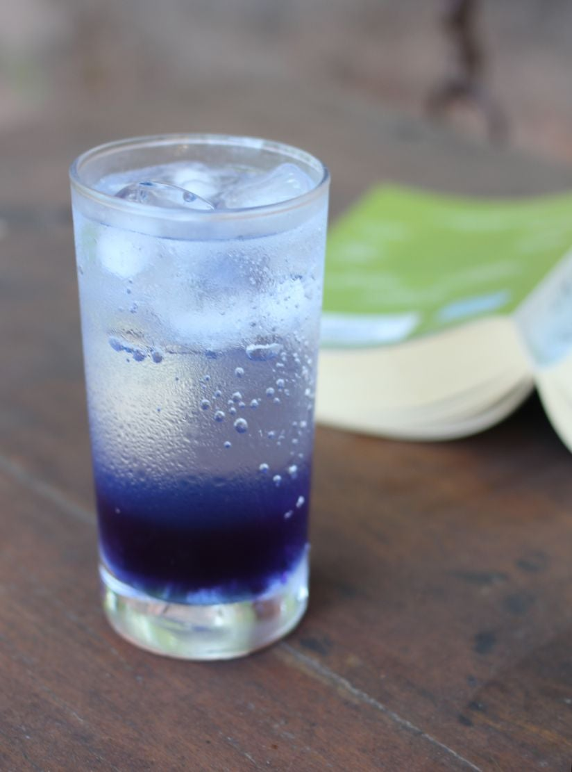 The Blue Cooler