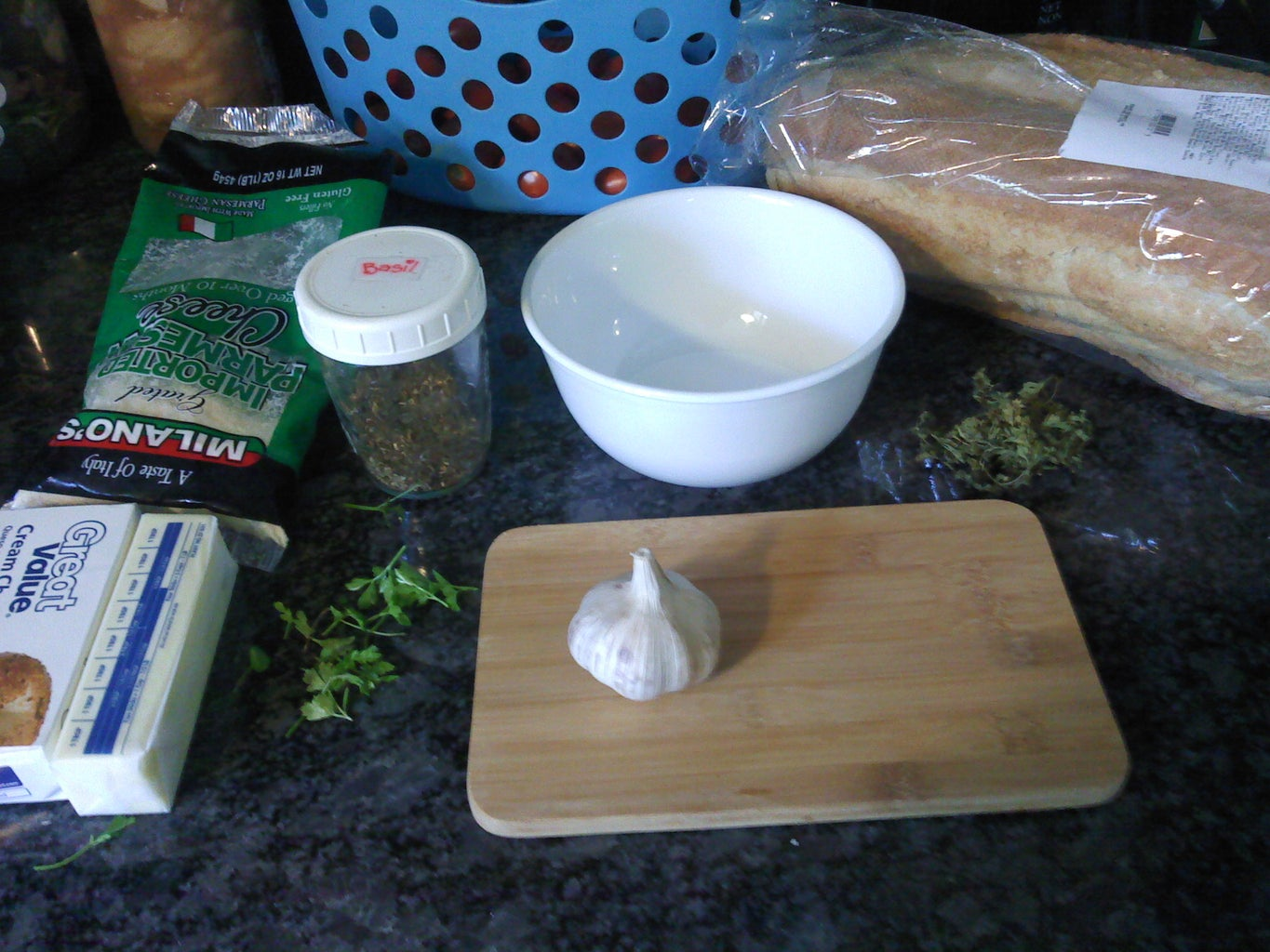 GARLIC! (and the Other Stuff)