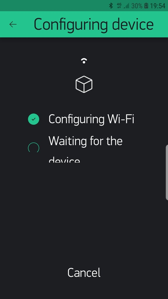 Setting Up the App