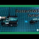 How to Use Buzzer HW-508 With SkiiiD
