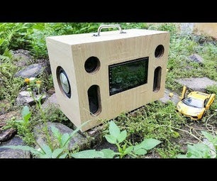 DIY MP5 Player From TV Speaker - Best Value 2019