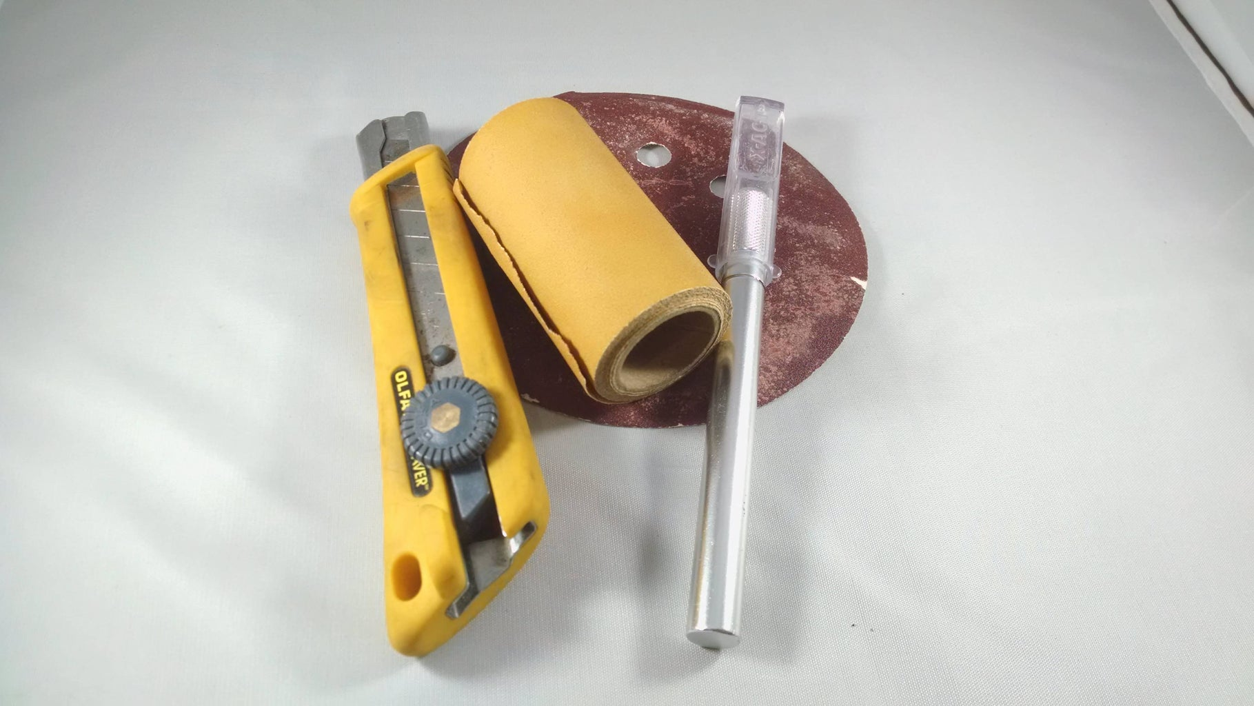 Tools, Materials, Safety Stuff