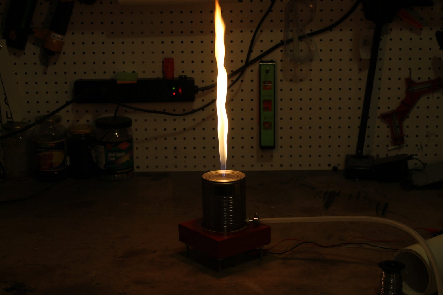 """Light This """"can""""dle on Fire!"""