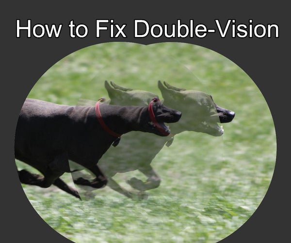 How to Fix Double-Vision on Binoculars
