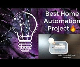 Voice/text Controlled Home Automation Using Arduino and Android App With Switch Provision