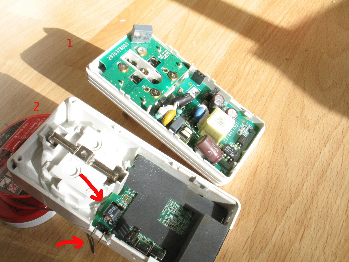 Find a Pair of Homeplug Devices