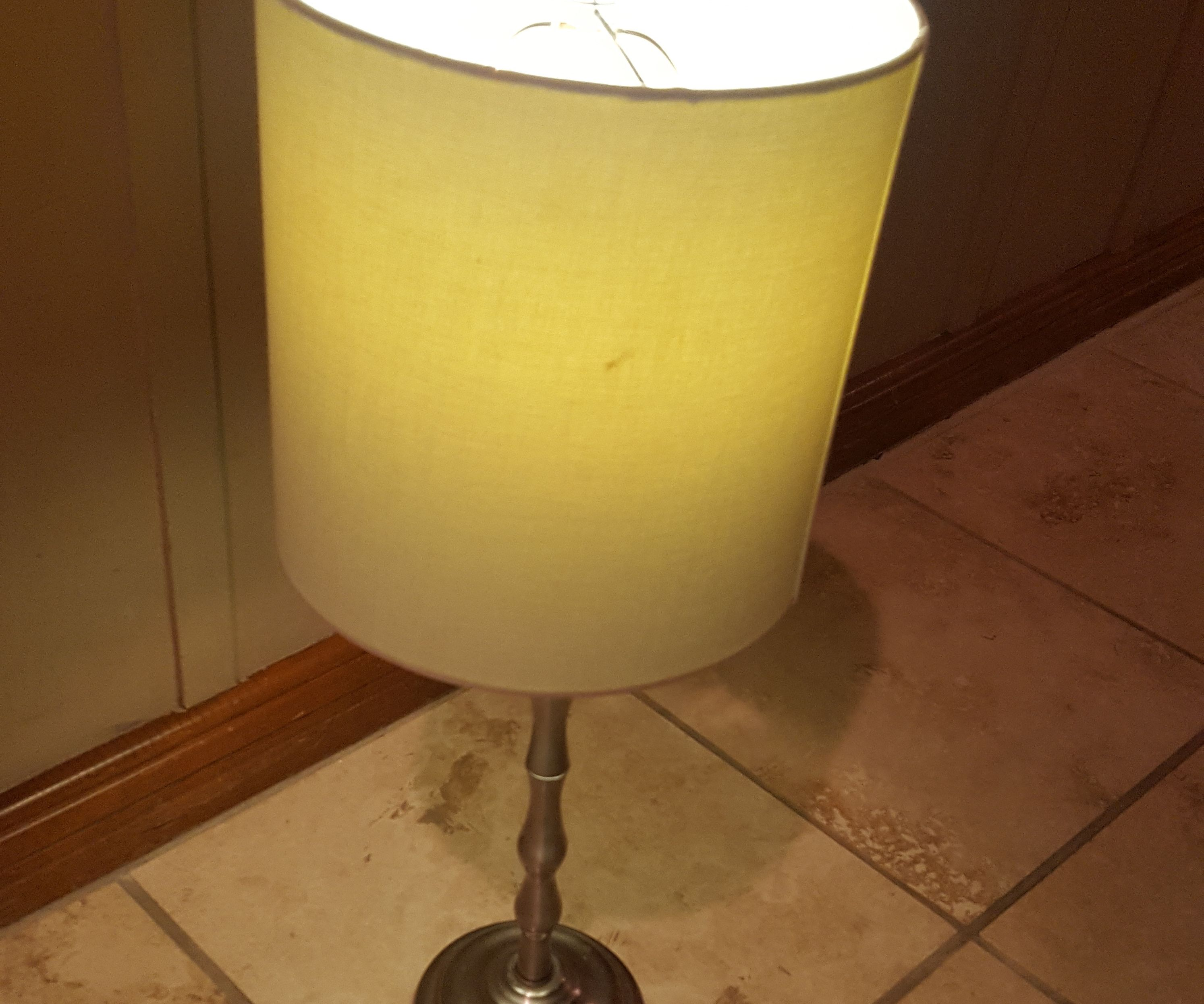 Touch Lamp Conversion