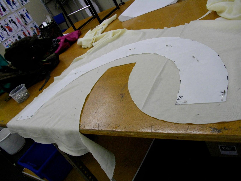 Sew Decorative Fabric Together