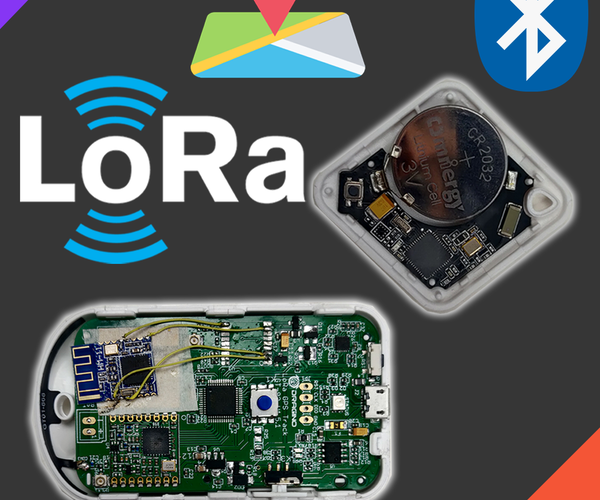 BLE & LoRa Based Indoor Location Tracker Without GPS