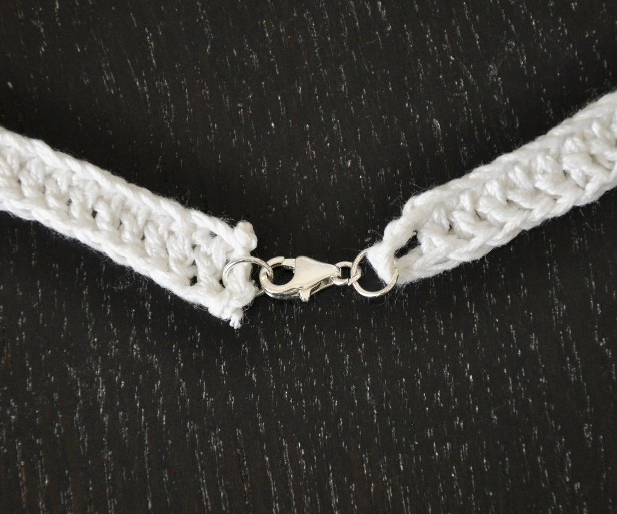 Finishing Your Necklace