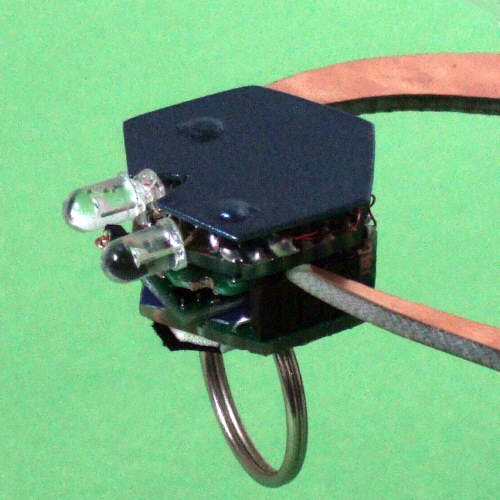 Make A Remote Control Ring