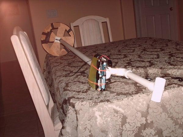 Home Made BFO Metal Detector