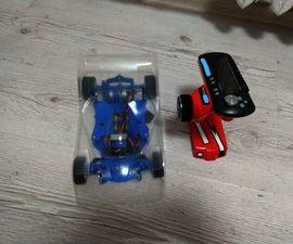 RC Car Manufactured on 3D Printer
