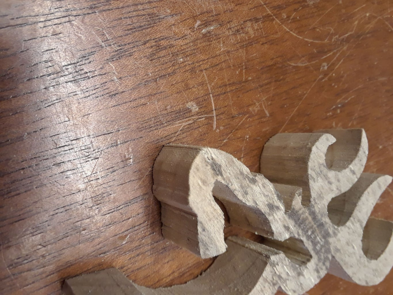 Sanding and Shaping