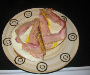 Eggy Toasty Breakfast of the Awesome