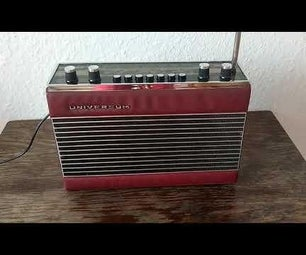 Raspberry Pi-powered Internet Radio