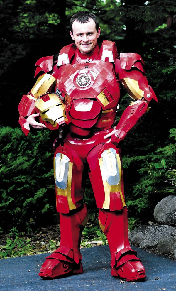 Iron Man of Maine