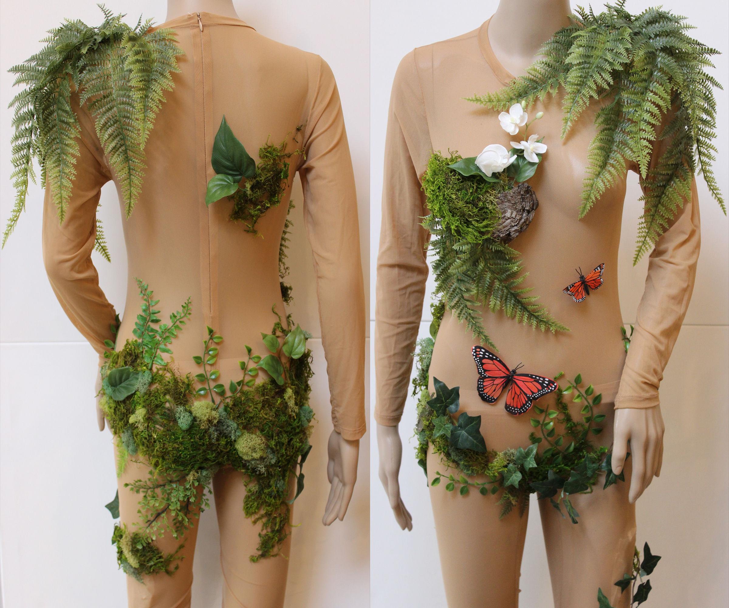 Poison Ivy Bodysuit
