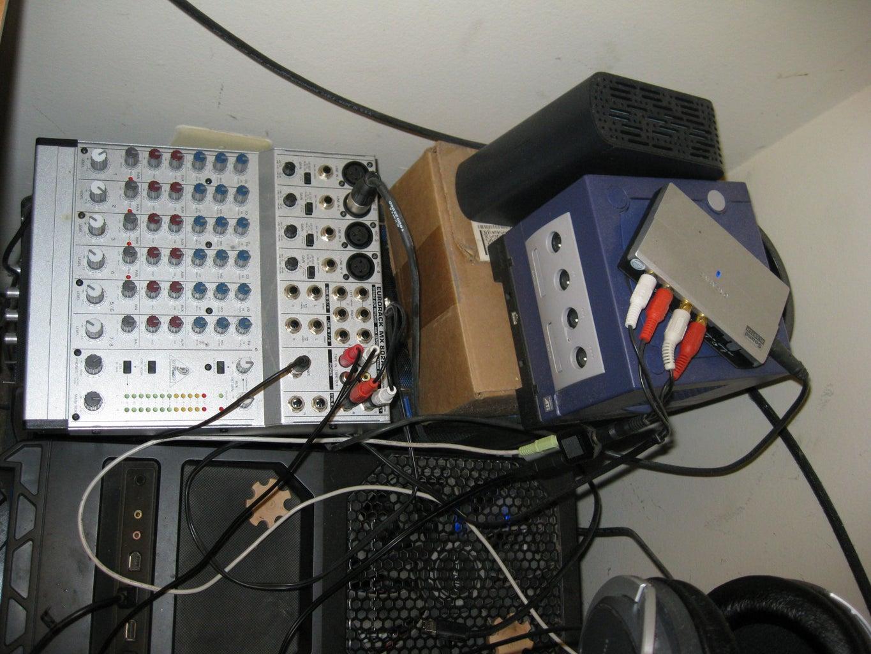 Current Mixer Configuration