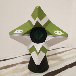 Destiny Ghost Papercraft