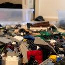 LEGO Sorting...