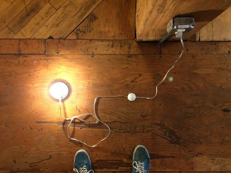 Assemble the Light Fixture