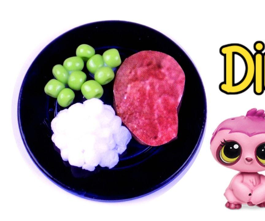 Diy Miniature Dinner