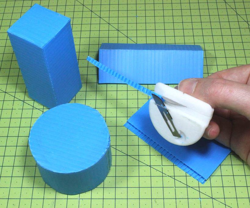Make Waterproof Prototypes [From Sheet Correx]
