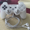 Built-in Headset on PlayStation 3 controller