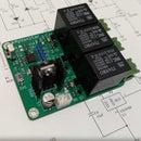 Infrared Remote Control Decoder & Switcher Circuit